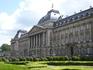 Брюссель.  Верхний  город.  Королевский  Дворец.