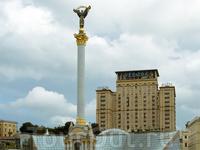 Площадь Независимости - Майдан Незалежности