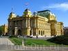 Фотография Национальный театр в Загребе