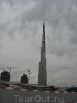 Самая высокая башня в мире была еще не достроена