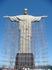 К сожалению власти Рио решили помыть памятник, поэтому его весь обложили лесами, мойщиков мы не наблюдали, а фотографии были испорчены окончательно.