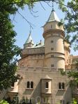 Бойницкий замок с приведениями.