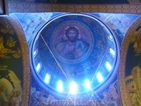 купол внутри собора