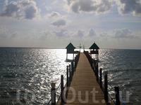 побережье Jambiani, ресторан