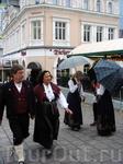 17 мая, праздничные жители Бергегна