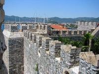 Крепость Мармариса. Та самая, за которую казнили архитектора.