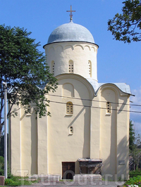 Успенский монастырь в Старой Ладоге
