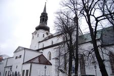 Таллиннский Домский собор - лютеранский собор, расположенный в Старом городе Таллина. Посвящён Святой Деве Марии. Домский собор является одним из старейших храмов Таллина