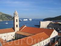 Доминиканский монастырь в Дубровнике
