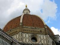 Купол Собора Санта Мария дель Фьоре во Флоренции