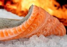 Вкусняшка! Какая же рыбка в Финляндии вкусная!