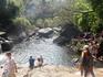 Дорога к водопаду Дудхсагар