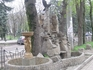 Такие фонтанчики стоят напротив кафе на бульваре пр. Кирова
