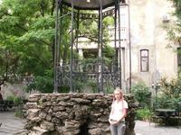 Типичный старый Одесский дворик