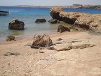 пляж на территории отеля 5*