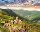 Татевский монастырь во всей красе.