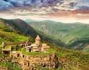 Святыня на краю обрыва - Татевский монастырь