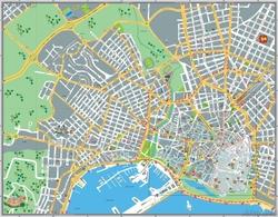 Карта Пальмы де Майорка