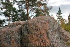 Женский камень
