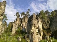 Праховские скалы