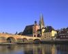 Фотография Старый город в Регенсбурге