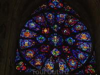 Витражи Реймского собора
