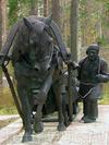 Фотография Лусто - Музей леса Финляндии