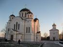 Монастырь в Полоцке, где покоятся благоухающие неземными цветами мощи святой Евфросинии.
