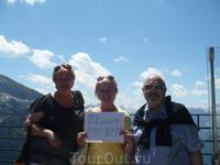 Заготовили табличку,что 22 июня 2011 года мы- питерцы и москвич -отметились на этом печально известном месте.Чувство скорби  присутствовало,а так же ПОБЕДИТЕЛИ ...