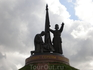 """Мемориальный парк """"Победа"""". Монумент воинской славы."""