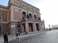 Королевский оперный театр.
