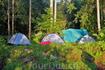 Наш лагерь :) как же хорошо спится на свежем воздухе!