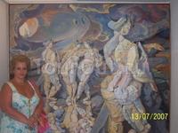 В музее Дали