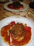 татарская национальная еда - бастурма