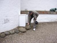 Прародители камней в керлинге.