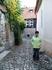 Узкие улочки города Кутна Гора