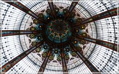 купол Галереи Лафайет