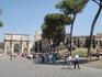 Колизей и арка Константина