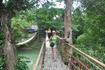 подвесной мостик к Кокосовому королю