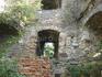остатки замка в Теребовле