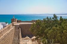 Вид с форта,Хаммамет
