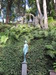 Скульптура в парке Монте