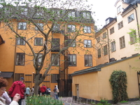 Стокгольм, здесь можно загадать желание...