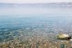 На весь мир известная чистая байкальская вода.