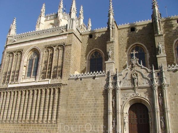 Собор Santa Iglesia Catedral Primada