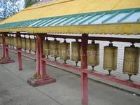 барабаны в монастыре