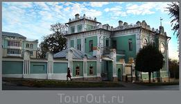 бывший дом купца Ф.П.Ефремова