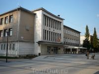 Городская управа в ТТ