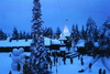Рождество у Санта-Клауса