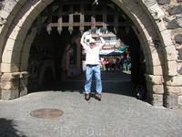 Линц-на-Рейне, Рейнские ворота